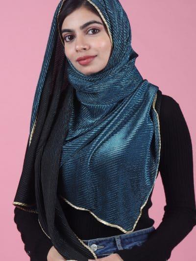 Denim hijab