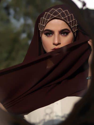 stylish hijab girl dpz