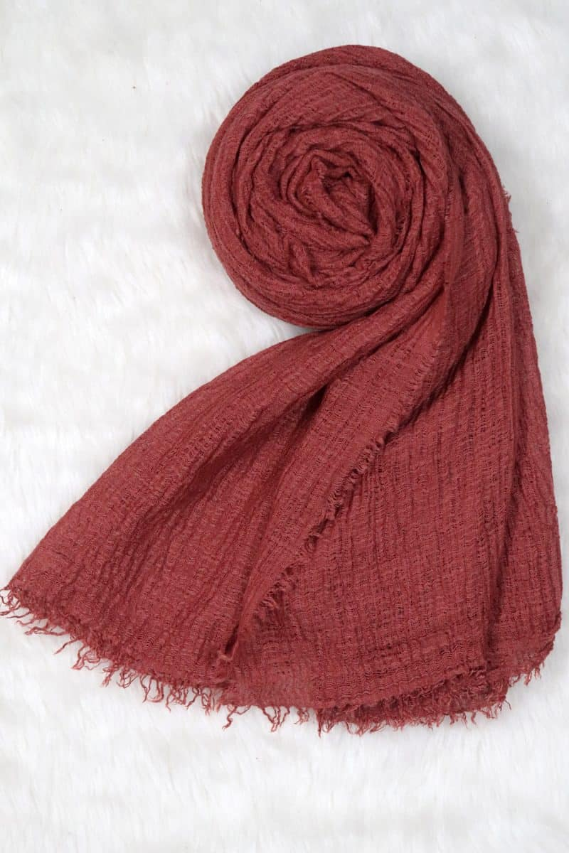 cotton hijab