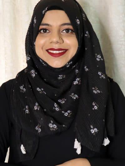 Printed Crinkled Hijab
