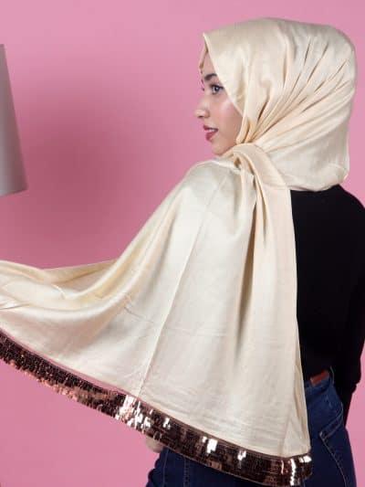 stylish Sequins hijab